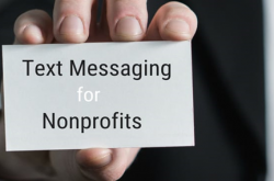 Add more virtues to yourNon-Profit organization with Bulk SMS