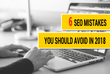 Top SEO Mistakes to avoid, to Stay Top on Google Search