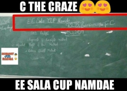 Ee Sala Cup Namde   ESCN Trending on Social Media